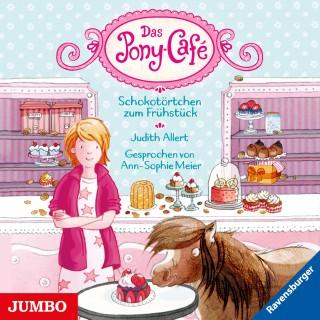 Judith Allert: Das Pony-Café. Schokotörtchen zum Frühstück