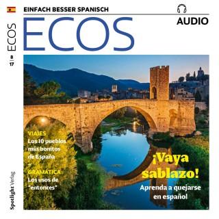 Covadonga Jiménez: Spanisch lernen Audio - Sich beschweren auf Spanisch