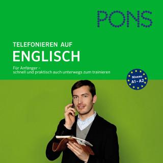 Anneli Jefferson: PONS mobil Sprachtraining Basics: Telefonieren auf Englisch