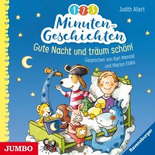 Judith Allert: 1-2-3 Minutengeschichten. Gute Nacht und träum schön!