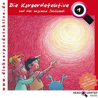 Katrin Wiegand: Die Körperdetektive und der magische Schlüssel