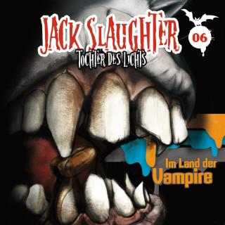 Nikola Frey, Devon Richter: 06: Im Land der Vampire