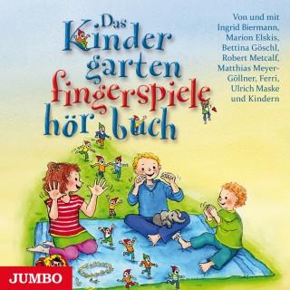 Ingrid Biermann: Das Kindergartenfingerspielehörbuch
