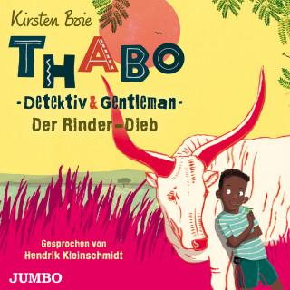 Kirsten Boie: Thabo - Detektiv & Gentleman. Der Rinder-Dieb