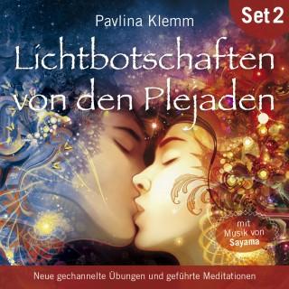 Pavlina Klemm: Lichtbotschaften von den Plejaden (Übungs-Set 2)