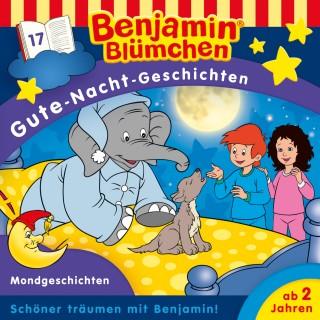 Vincent Andreas: Benjamin Blümchen - Gute-Nacht-Geschichten - Mondgeschichten