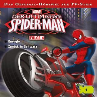 Gabriele Bingenheimer, Marian Szymczyk: Marvel - Der ultimative Spiderman - Folge 4