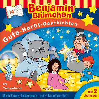 Vincent Andreas: Benjamin Blümchen - Gute-Nacht-Geschichten - Im Traumland