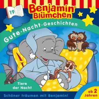Vincent Andreas: Benjamin Blümchen - Gute-Nacht-Geschichten - Tiere der Nacht