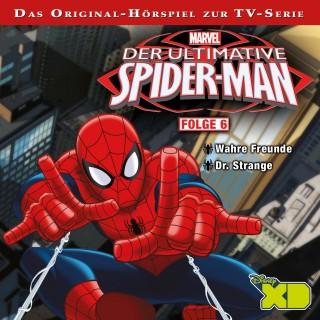 Gabriele Bingenheimer, Marian Szymczyk: Marvel - Der ultimative Spiderman - Folge 6