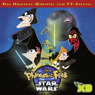 Gabriele Bingenheimer: Disney - Phineas und Ferb - Star Wars - TV-Special