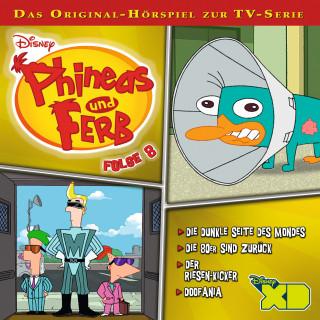 Gabriele Bingenheimer: Disney - Phineas und Ferb - Folge 8