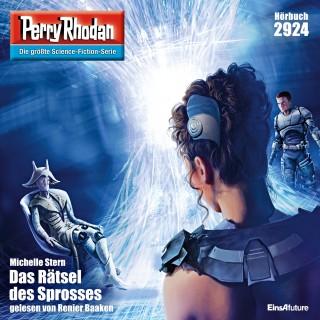 Michelle Stern: Perry Rhodan 2924: Das Rätsel des Sprosses
