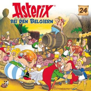 Albert Uderzo, René Goscinny: 24: Asterix bei den Belgiern