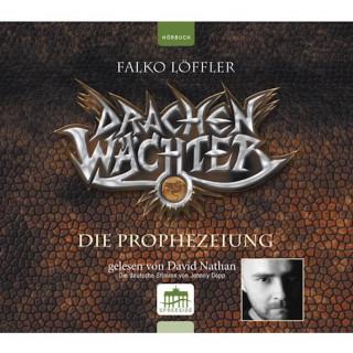 Falko Löffler: Drachenwächter - Die Prophezeiung