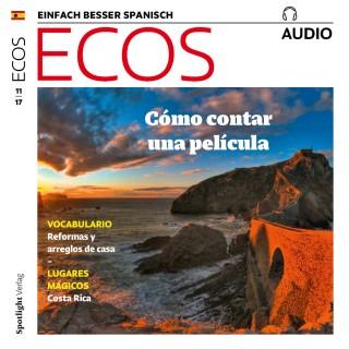 Covadonga Jiménez: Spanisch lernen Audio - Eine Filmhandlung erzählen