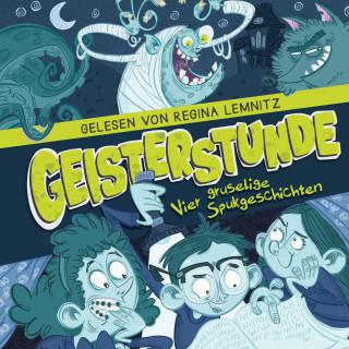 Marco Sonnleitner, Ralf Leuther, Bob Konrad, Sabine Städing: Geisterstunde: Vier gruselige Spukgeschichten