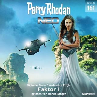Michelle Stern, Madeleine Puljic: Perry Rhodan Neo Nr. 161: Faktor I