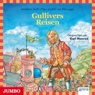 Jonathan Swift, Elke Leger: Gullivers Reisen