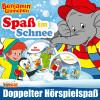 Elfie Donnelly, Ulli Herzog, K.-P. Weigand: Benjamin Blümchen - Spaß im Schnee! Folge 17 + 92