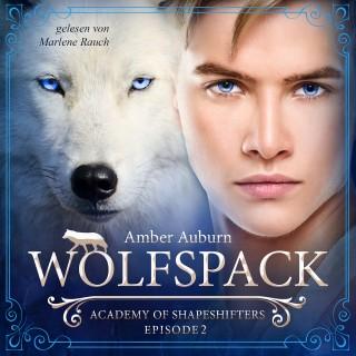 Amber Auburn: Wolfspack, Episode 2 - Fantasy-Serie