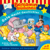 Vincent Andreas: Benjamin Blümchen - Gute-Nacht-Geschichten - Folge 27: Krümel, der freche Hamster