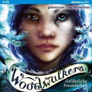 Katja Brandis: Woodwalkers (2). Gefährliche Freundschaft