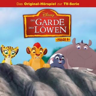 Cornelia Arnold: Disney / Die Garde der Löwen - Folge 08: Die verirrten Gorillas/ Ono und das Nashorn