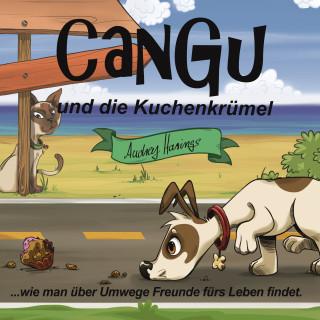 Audrey Harings: Cangu und die Kuchenkrümel