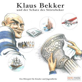 Mario Argandona, Peter Denk: Klaus Bekker und der Schatz des Störtebeker - Ein Hörspiel für Kinder und Jugendliche