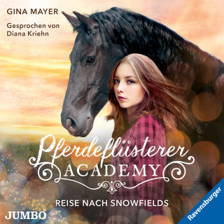 Gina Mayer: Pferdeflüsterer-Academy. Reise nach Snowfields