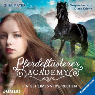 Gina Mayer: Pferdeflüsterer-Academy. Ein geheimes Versprechen