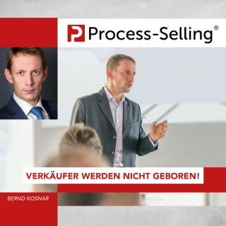 Bernd Kosnar, Jochen Ulbing: Process-Sellling: Verkäufer werden nicht geboren!