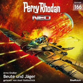 Arno Endler: Perry Rhodan Neo 166: Beute und Jäger