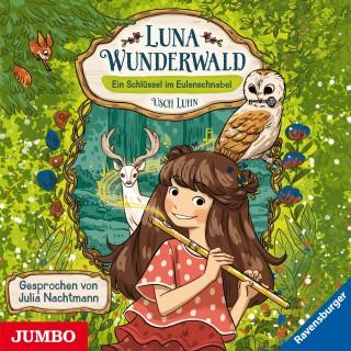 Usch Luhn: Luna Wunderwald. Ein Schlüssel im Eulenschnabel