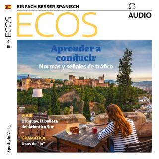 Covadonga Jiménez: Spanisch lernen Audio - Autofahren lernen