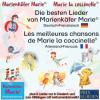 Wolfgang Wilhelm: Die besten Kinderlieder von Marienkäfer Marie.Deutsch-Französisch / Les meilleures chansons d'enfant de Marie la coccinelle. Allemand-Francais