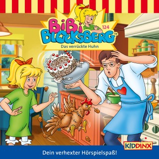 Klaus-P. Weigand: Bibi Blocksberg - Folge 124: Das verrückte Huhn