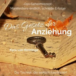 Anja Winkelmann: Das Gesetz der Anziehung