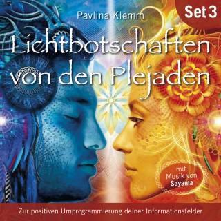 Pavlina Klemm: Lichtbotschaften von den Plejaden (Übungs-Set 3)