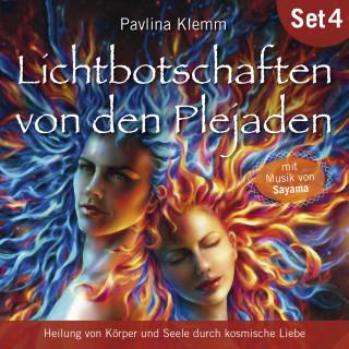 Pavlina Klemm: Lichtbotschaften von den Plejaden (Übungs-Set 4)
