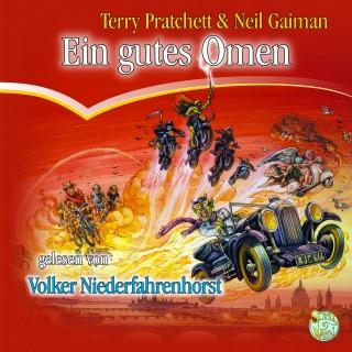 Terry Pratchett, Neil Gaiman: Ein gutes Omen