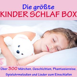 Hans Christian Andersen, Gebrüder Grimm: Die größte Kinder Schlaf Box