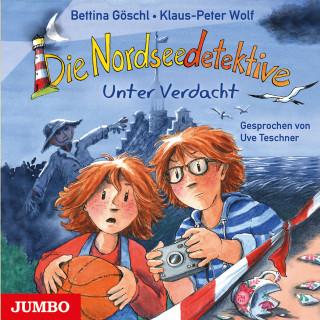 Bettina Göschl, Klaus-Peter Wolf: Die Nordseedetektive. Unter Verdacht [6]
