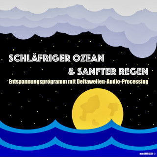 Patrick Lynen: Schläfriger Ozean & Sanfter Regen - Einschlafen, Durchschlafen, Ausschlafen