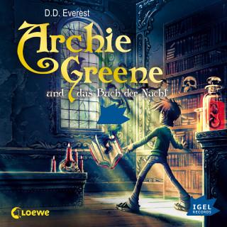 D.D. Everest: Archie Greene und das Buch der Nacht