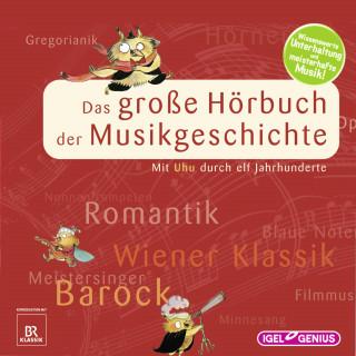 Udo Wachtveitl: Uhus Reise durch die Musikgeschichte