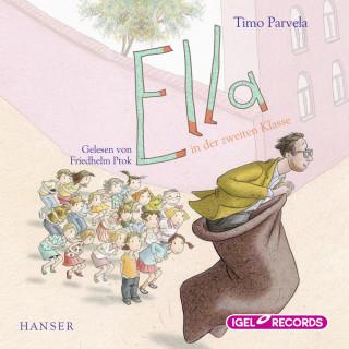 Timo Parvela: Ella in der zweiten Klasse