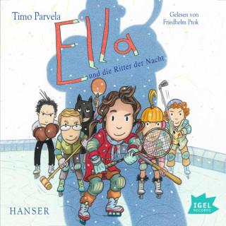 Timo Parvela: Ella und die Ritter der Nacht