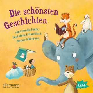 Cornelia Funke, Paul Maar, Erhard Dietl: Die schönsten Geschichten
